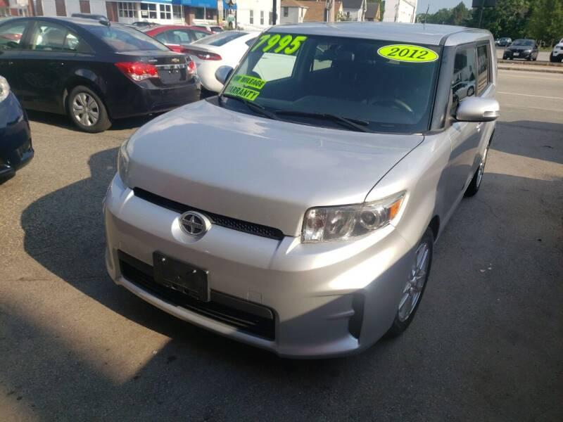 2012 Scion xB for sale at TC Auto Repair and Sales Inc in Abington MA