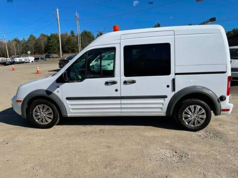 2010 Ford Transit Connect for sale at Upstate Auto Sales Inc. in Pittstown NY