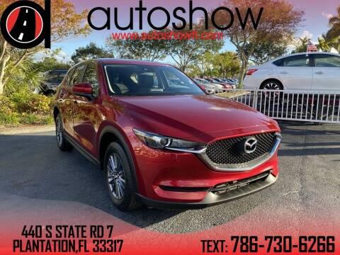 2019 Mazda CX-5 for sale at AUTOSHOW SALES & SERVICE in Plantation FL