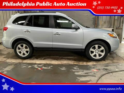 2007 Hyundai Santa Fe for sale at Philadelphia Public Auto Auction in Philadelphia PA