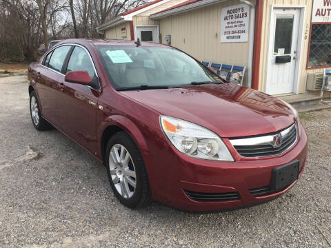 2009 Saturn Aura for sale at Woody's Auto Sales in Jackson MO