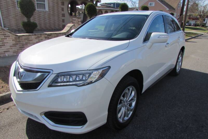 2016 Acura RDX for sale at First Choice Automobile in Uniondale NY