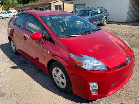 2010 Toyota Prius for sale at Truck City Inc in Des Moines IA