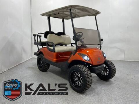 2016 Yamaha Electric DELUXE Street Legal N for sale at Kal's Motorsports - Golf Carts in Wadena MN