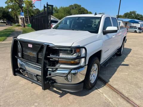 2017 Chevrolet Silverado 1500 for sale at Newsed Auto in Houston TX
