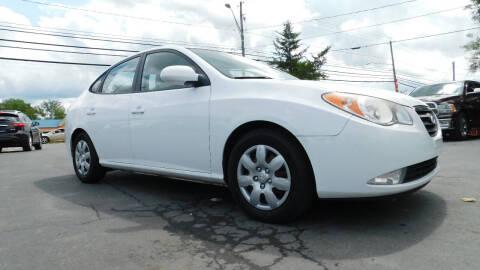 2008 Hyundai Elantra for sale at Action Automotive Service LLC in Hudson NY