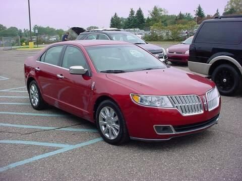 2010 Lincoln MKZ for sale at VOA Auto Sales in Pontiac MI