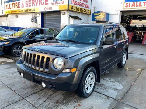 2017 Jeep Patriot for sale at US Auto Network in Staten Island NY