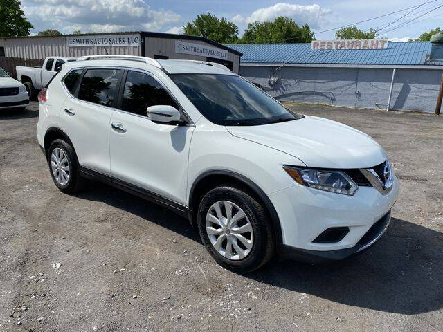 2016 Nissan Rogue for sale in Byhalia, MS