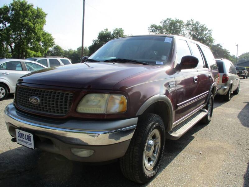 2000 Ford Expedition for sale at Dons Carz in Topeka KS