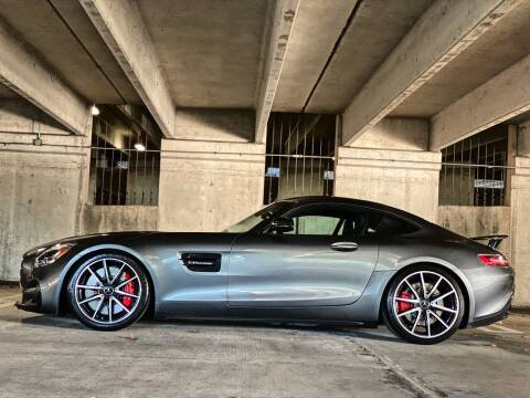 2016 Mercedes-Benz AMG GT for sale at FALCON AUTO BROKERS LLC in Orlando FL