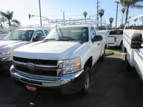 2008 Chevrolet Silverado 2500HD for sale at Norco Truck Center in Norco CA