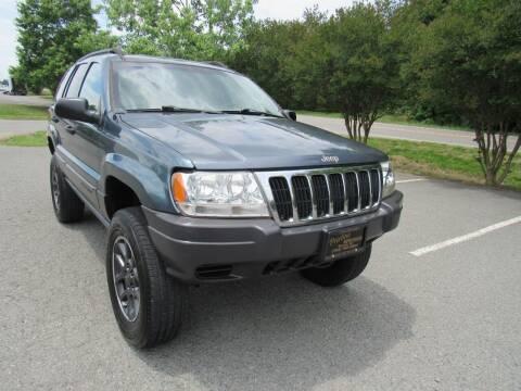 2003 Jeep Grand Cherokee for sale at Pristine Auto Sales in Monroe NC