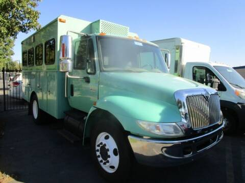 2005 International DuraStar 4300 for sale at Salem Auto Sales in Sacramento CA