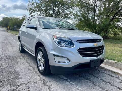2016 Chevrolet Equinox for sale at Texas Auto Trade Center in San Antonio TX