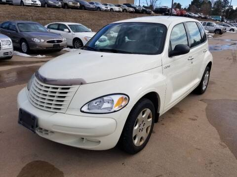 2005 Chrysler PT Cruiser for sale at Red Rock's Autos in Denver CO