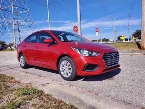 2019 Hyundai Accent for sale at SUPER DEAL MOTORS in Hollywood FL