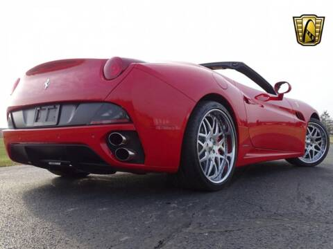 2010 Ferrari California for sale at Waukeshas Best Used Cars in Waukesha WI