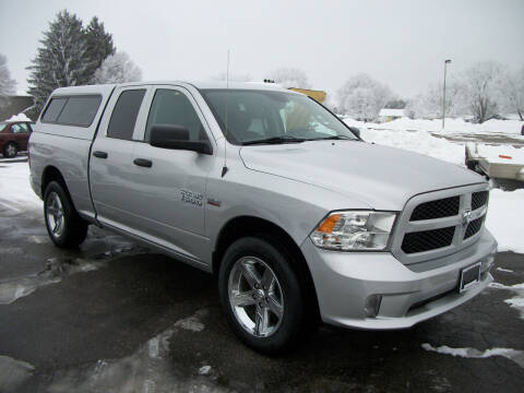 2016 RAM Ram Pickup 1500 for sale at USED CAR FACTORY in Janesville WI