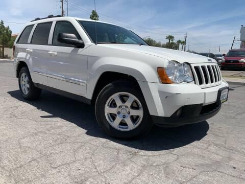 2010 Jeep Grand Cherokee for sale at Boktor Motors in Las Vegas NV
