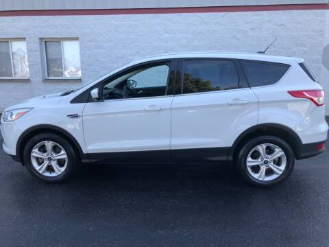 2015 Ford Escape for sale at Ryan Motors in Frankfort IL
