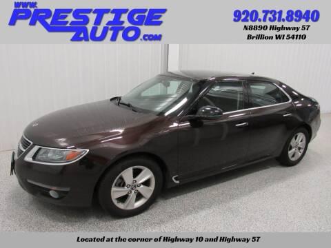 2011 Saab 9-5 for sale at Prestige Auto Sales in Brillion WI