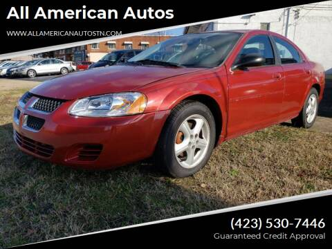 2006 Dodge Stratus for sale at All American Autos in Kingsport TN