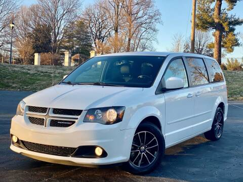 2016 Dodge Grand Caravan for sale at Sebar Inc. in Greensboro NC