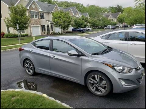 2015 Hyundai Elantra for sale at Premium Motors in Rahway NJ