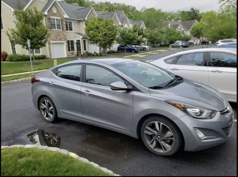 2015 Hyundai Elantra for sale at Premium Motors in Rahway NJ