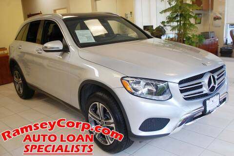 2018 Mercedes-Benz GLC for sale at Ramsey Corp. in West Milford NJ
