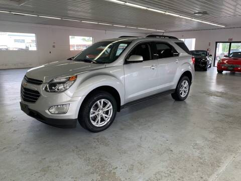 2017 Chevrolet Equinox for sale at Stakes Auto Sales in Fayetteville PA