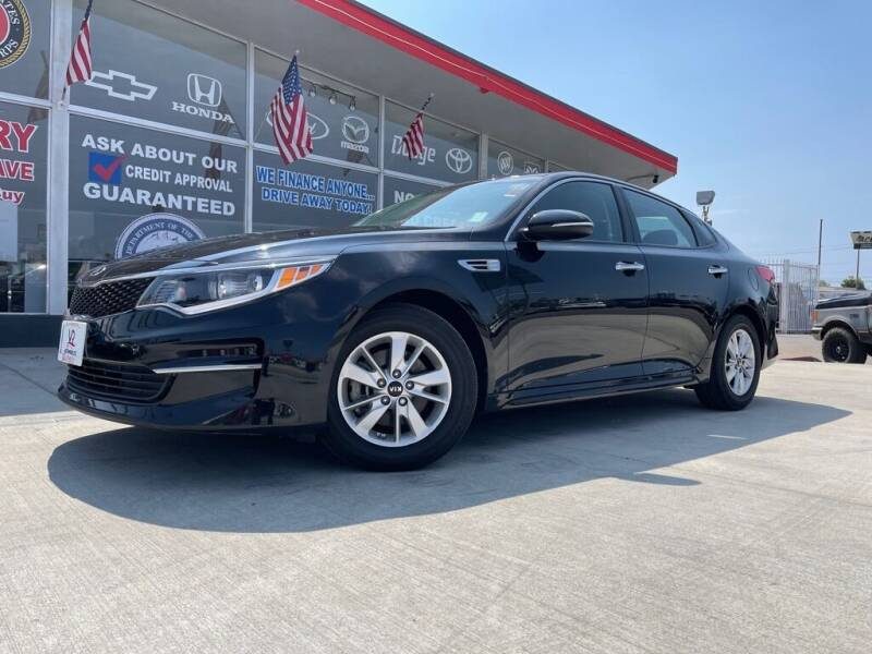 2016 Kia Optima for sale at VR Automobiles in National City CA