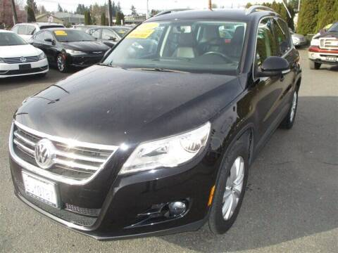 2011 Volkswagen Tiguan for sale at GMA Of Everett in Everett WA