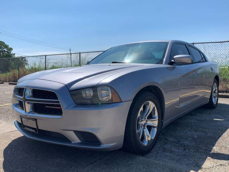 2014 Dodge Charger for sale at Speedy Auto Sales in Pasadena TX