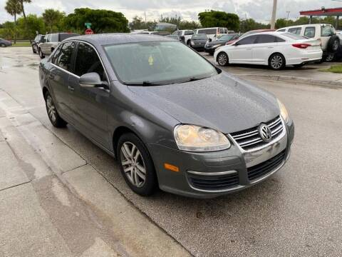 2006 Volkswagen Jetta for sale at Goval Auto Sales in Pompano Beach FL