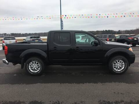2014 Nissan Frontier for sale at TJ's Auto in Wisconsin Rapids WI