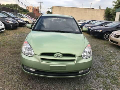 2011 Hyundai Accent for sale at A & B Auto Finance Company in Alexandria VA