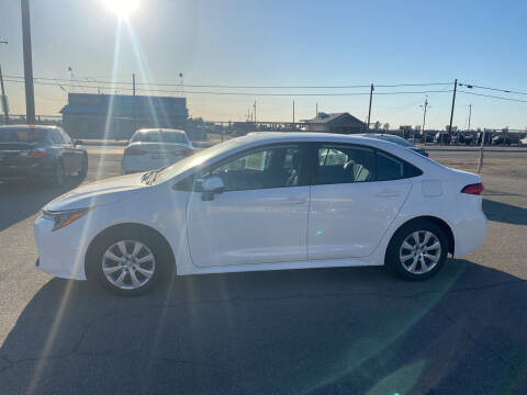 2021 Toyota Corolla for sale at First Choice Auto Sales in Bakersfield CA