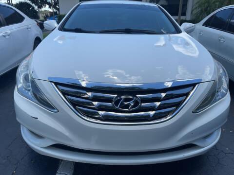 2012 Hyundai Sonata for sale at Elite Florida Cars in Tavares FL