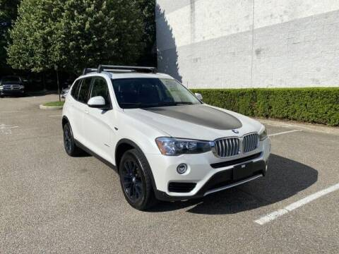 2017 BMW X3 for sale at Select Auto in Smithtown NY