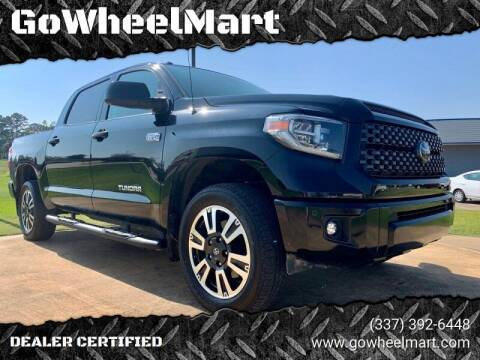 2018 Toyota Tundra for sale at GOWHEELMART in Available In LA