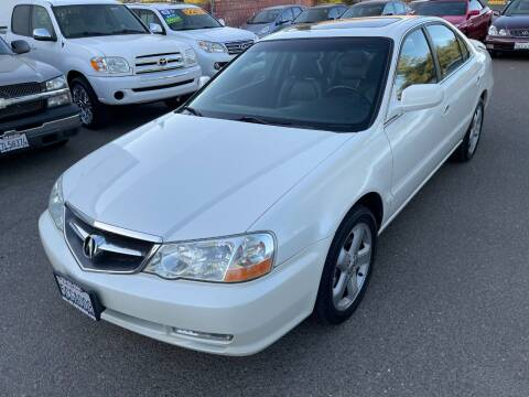 2003 Acura TL for sale at C. H. Auto Sales in Citrus Heights CA