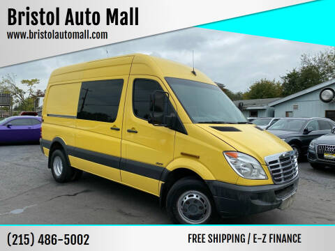 2008 Freightliner Sprinter Cargo for sale at Bristol Auto Mall in Levittown PA