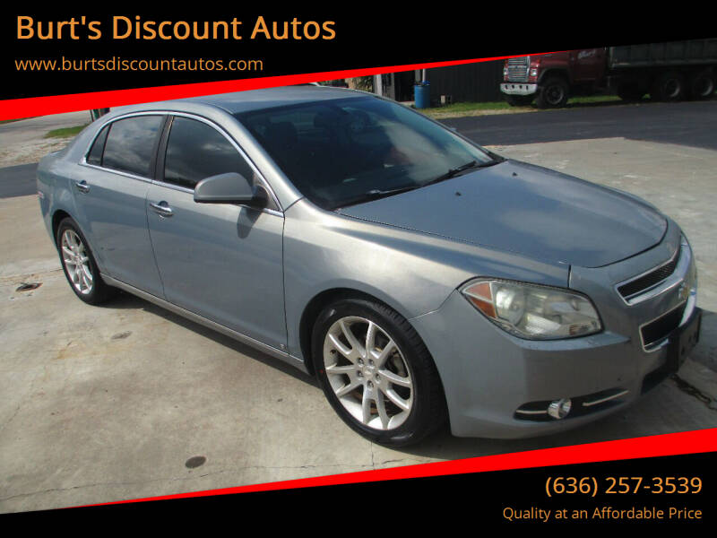 2009 Chevrolet Malibu for sale at Burt's Discount Autos in Pacific MO