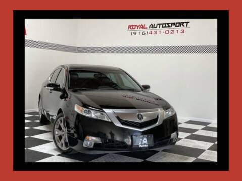 2011 Acura TL for sale at Royal AutoSport in Sacramento CA