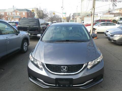 2014 Honda Civic for sale at Ultra Auto Enterprise in Brooklyn NY
