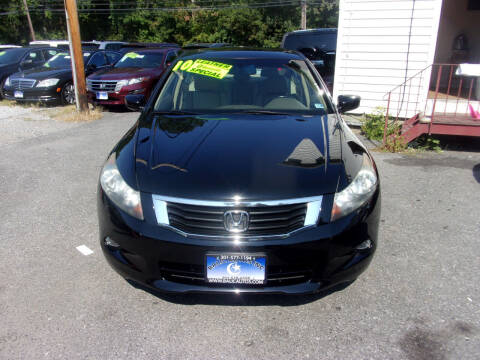 2010 Honda Accord for sale at Balic Autos Inc in Lanham MD