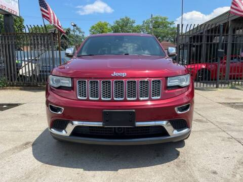 2014 Jeep Grand Cherokee for sale at Gus's Used Auto Sales in Detroit MI