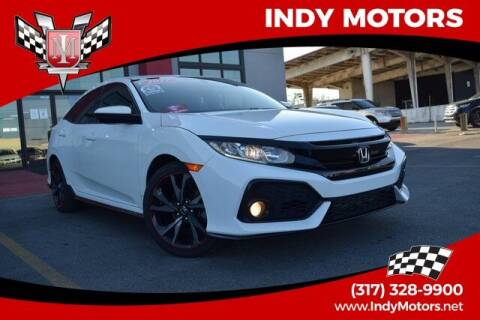 2017 Honda Civic for sale at Indy Motors Inc in Indianapolis IN